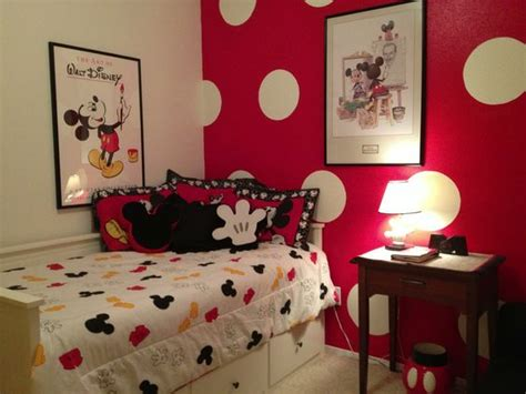 decoracion habitacion mickey mouse habitaciones de mickey mouse con buenas ideas decorativas