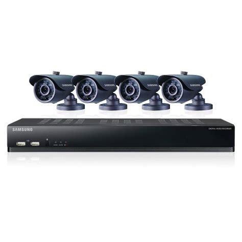 8 security system surveillance system samsung 8 channel