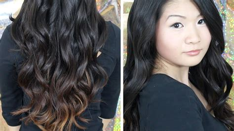 how to soft waves using a curling wand twist me pretty loose curling wand curls www pixshark com images