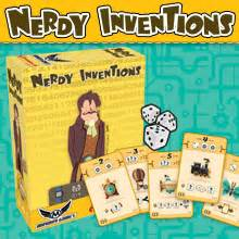 Nerdy Invention By Mayday Boardgame the board family families that play together stay
