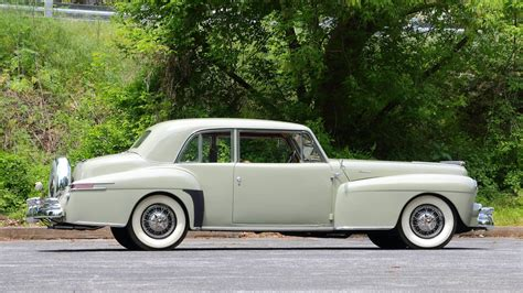 lincoln continental 1946 1946 lincoln continental coupe s51 1 harrisburg 2016