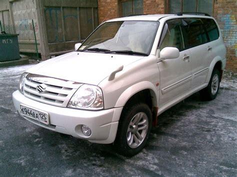 Escudo Suzuki 2004 Suzuki Grand Escudo Pictures
