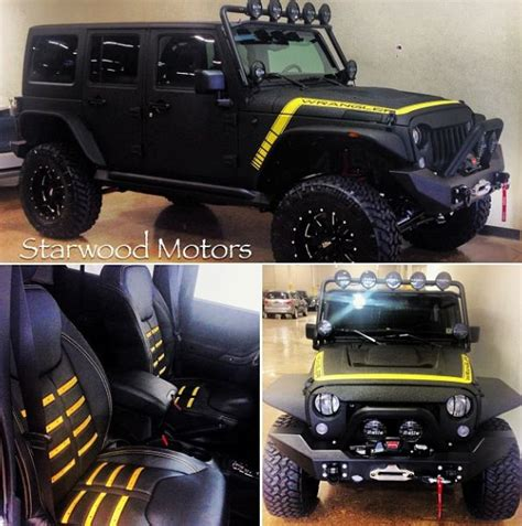starwood motors jeep blue starwood motors custom kevlar jeep wrangler jeep