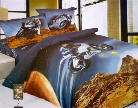 Motorrad Bett F R Kinder by Kaufen Gro 223 Handel Motorcycle Bedding Aus China