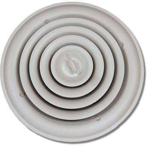 ceiling vent diffuser speedi grille 10 in ceiling air vent register