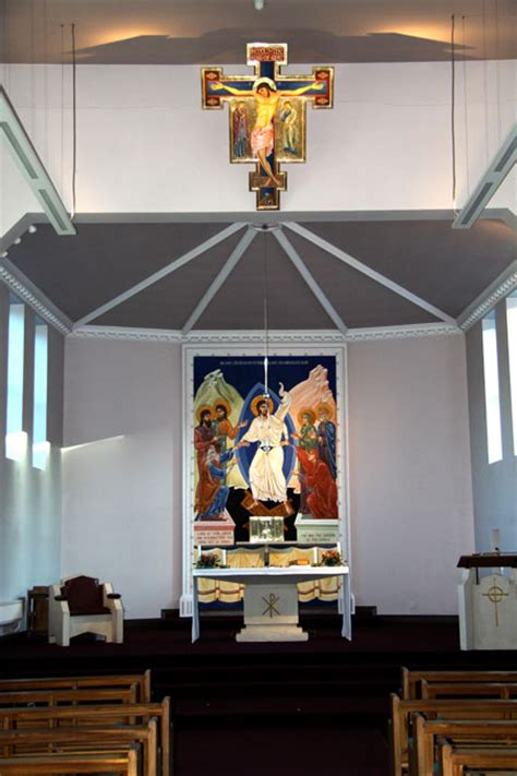 Home Painting Interior Interior Of St Urban S Roman Catholic Church Leeds With