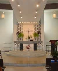 modern church altar design search religious