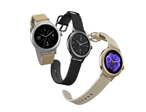 lg smartwatch collection 187 gadget flow