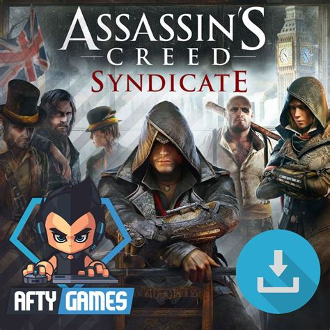 assassin s creed syndicate pc uplay code global cd key