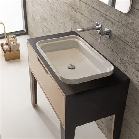 teardrop cer with bathroom scarabeo 9008 bathroom sink mizu nameek s
