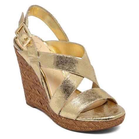 Wedges Gold gold wedge shoes 28 images onlineshoe gold glitter