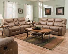 Recliner And Sofa Set by Recliner Set Topgun Saddle Reclining Sofa And