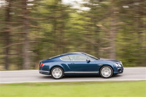 bentley coupe 2016 2016 bentley continental gt first drive review motor trend
