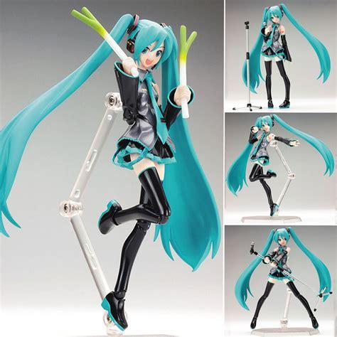 Anime Figures by Anime Vocaloid Hatsune Miku Figure Figurine Figma