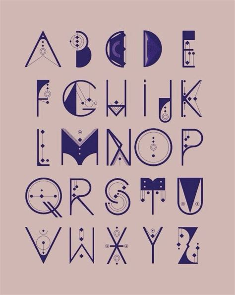 the alphabet in cool letters sle letter template