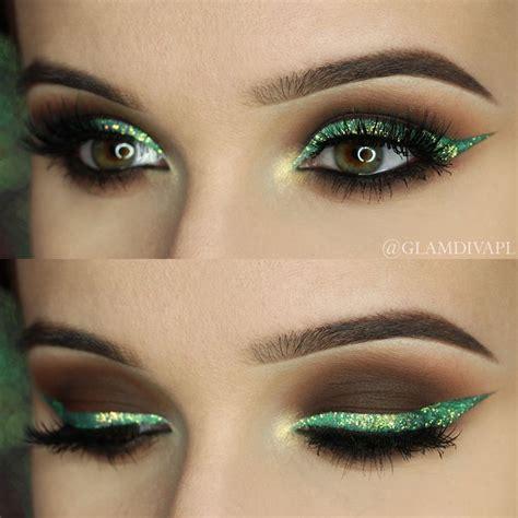 Glitter Makeup best 25 glitter makeup tutorial ideas on glitter eyeshadow tutorial awesome makeup