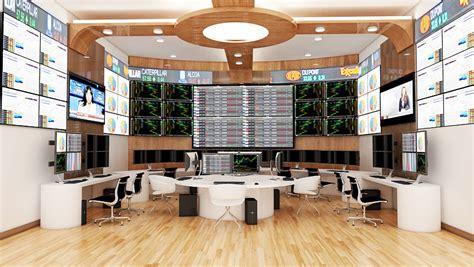 design tech indonesia design a high tech stock trading room freelancer