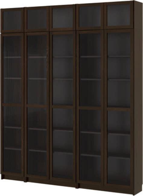 Billy Bookcase With Glass Door Scandinavian Bookcases Billy Bookcase With Glass Doors