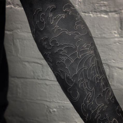 tattoo arm all black 17 best images about black arm on pinterest singapore
