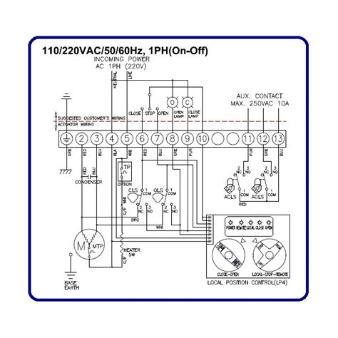 valve actuator wiring diagram actuator free