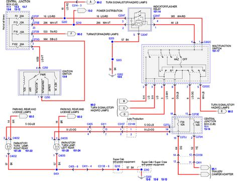 2006 ford f150 wiring diagram i a 2006 f 150 with a rear light that is out i