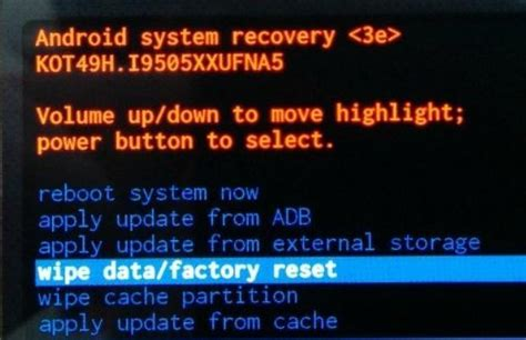android recovery mode no command solved quot no command quot error in recovery mode on android