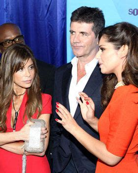 Paula Abdul Blames Nutty On Technical Problems by Cheryl Paula S Fight Daily
