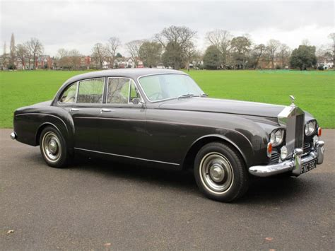 roll royce silver 1965 rolls royce silver cloud iii for sale sports saloon