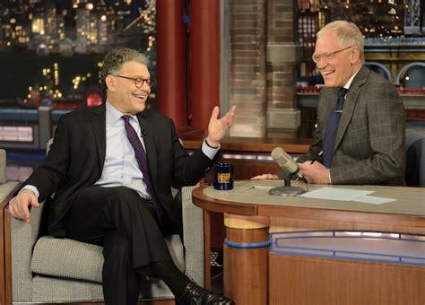 Al Franken Office by Al Franken Urges David Letterman To Run For U S Senate