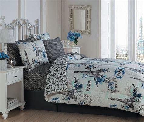 eiffel tower comforter queen 729 best paris decor images on pinterest