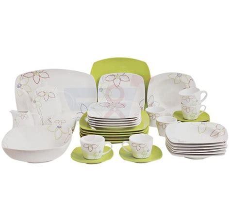 Dinner Set Nakami 37 Pcs buy flamingo porcelain square type dinner set 37 pcs