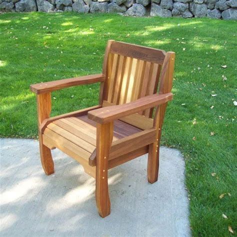 Wooden Garden Chairs Diy Outdoor Pinterest Wooden Wood Patio Chairs