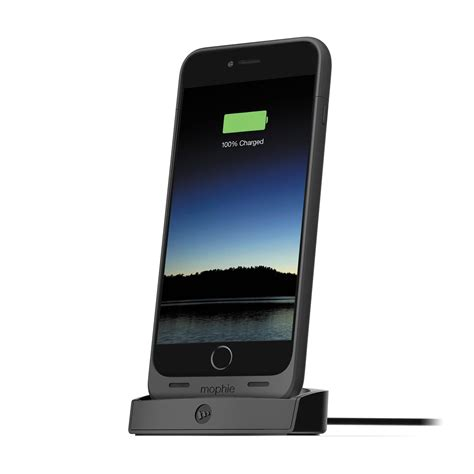 Mophie Juice Iphone 6 Plus mophie dock for juice pack for iphone 6 plus 6s plus black