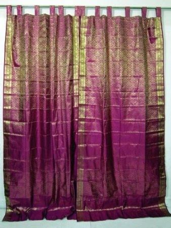 kitchen curtains india 17 best images about sari curtains on pinterest window