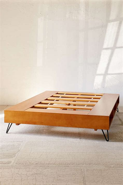 urban outfitters bed frame border storage platform bed urban outfitters
