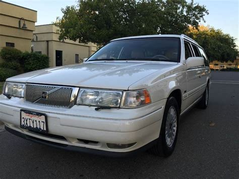 auto air conditioning service 1998 volvo v90 free book repair manuals volvo v90 for sale in california carsforsale com