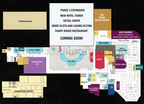 golden nugget floor plan golden nugget las vegas strip map pictures to pin on