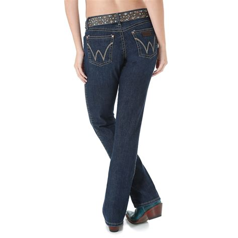 what are the best jeans for women in their forties wrangler mae premium patch jean for women save 62