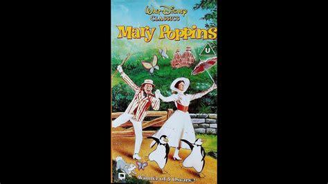 digitized closing  mary poppins uk vhs youtube