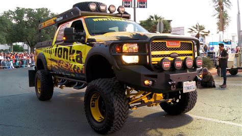light bar on top of truck trucks buggies winches light bars 2013 sema week ep