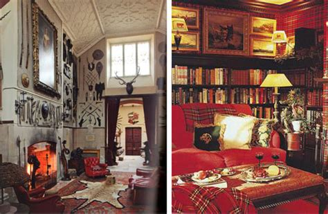 Scottish Home Decor by Trendcasting Scottish Style This Way Home