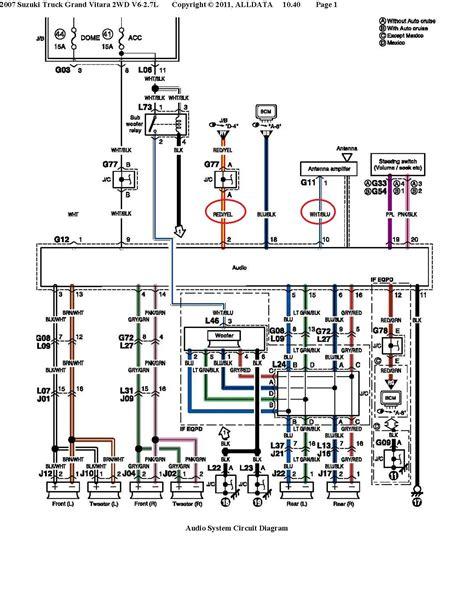 sanyo car stereo wiring diagram sanyo get free image