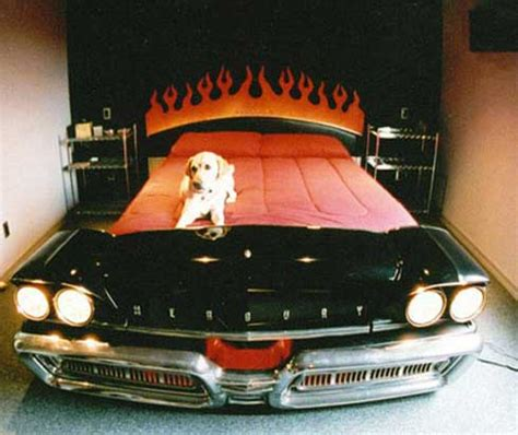King Size Race Car Bed by Car Beds For Coolest Furniture
