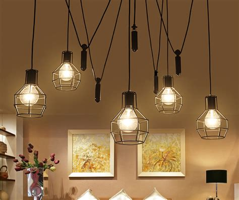 Philips Led Chandelier Loft Chandelier Lights Philips Led Bulb Loft Vintage Style Horizon Lights