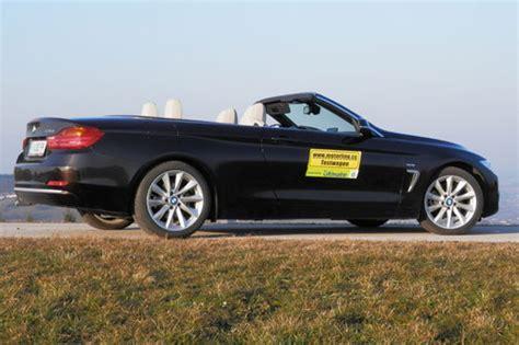 Bmw 1er Diesel Nimmt Kein Gas An by Bmw 420d Cabrio Im Test Autotests Autowelt