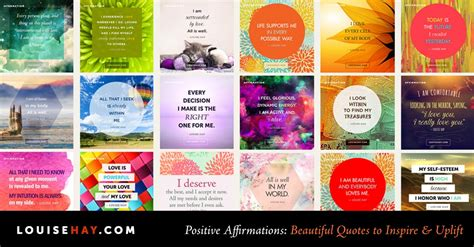 note to self affirmations to books daily affirmations positive quotes from louise hay