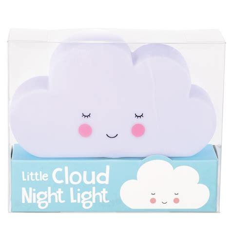 cloud 9 night light cloud night light rex london at dotcomgiftshop