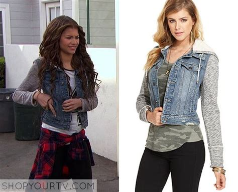 kc undercover hair style kc undercover season 1 episode 1 kc s denim and knit