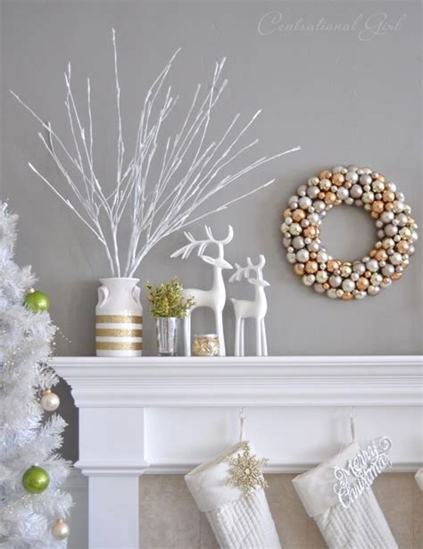Gold And Silver Decor by 30 Sparkling Gold And Silver Decorations