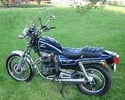 1985 Honda Nighthawk 450 Honda Cb450sc Cyclechaos
